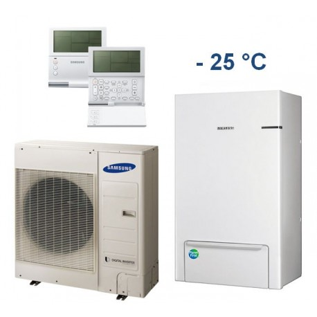 Samsung EHS Split Gen5 õhk-vesi soojuspump 9 kW