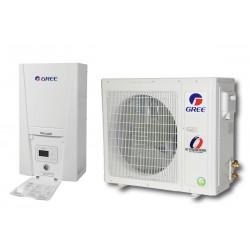 Gree Versati II + õhk-vesi soojuspump 10 KW