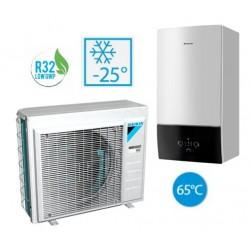 Daikin Altherma 3 õhk-vesi soojuspump 4,3 KW